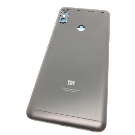 Tapa Trasera para Xiaomi Redmi Note 5 Pro / Redmi Note 5 - Camara Dual - Negra