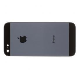 Carcasa Tapa Trasera iPhone 5S Negra