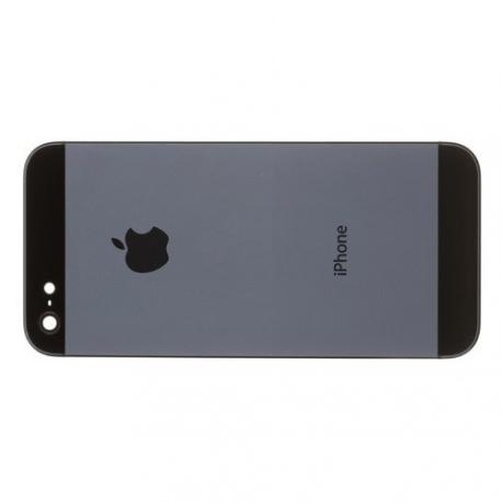 Carcasa Tapa Trasera Original iPhone 5S Negra