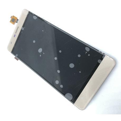 PANTALLA LCD Y TACTIL PARA OUKITEL K4000 LITE - ORO