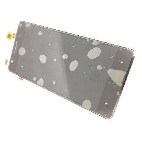 PANTALLA LCD Y TACTIL PARA OUKITEL K4000 LITE - NEGRA