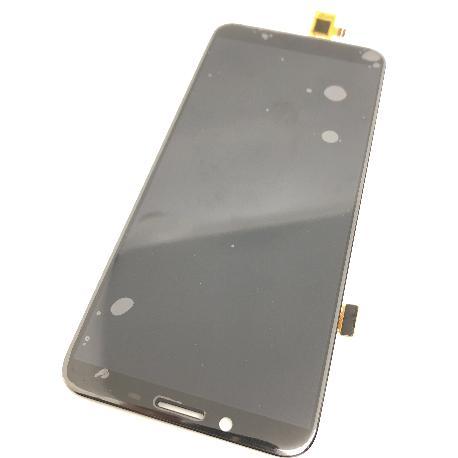 PANTALLA LCD Y TACTIL PARA HOMTOM HT S8, HTS8 - NEGRA