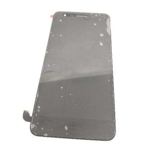 PANTALLA LCD Y TACTIL PARA  LG K8 2018 - NEGRA