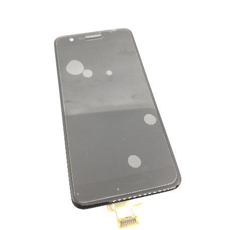 PANTALLA LCD Y TACTIL PARA  LG K10 2018 - NEGRA
