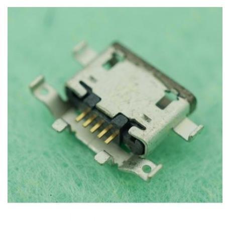 CONECTOR DE CARGA MICRO USB PARA MOTO G4, MOTO G4 PLUS, MOTO X
