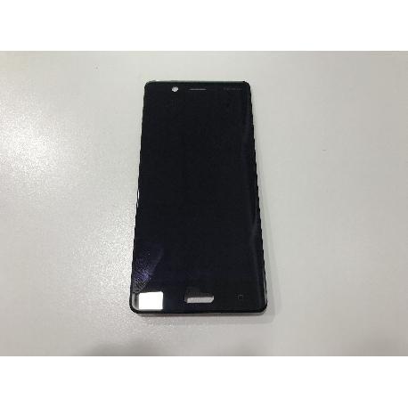 PANTALLA LCD DISPLAY + TACTIL ORIGINAL PARA NOKIA 5 - NEGRA RECUPERADA