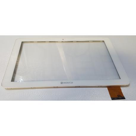 PANTALLA TACTIL CON MARCO PARA TABLET WOXTER NIMBUS 115Q F-WGJ10198-V1 BLANCA - RECUPERADA