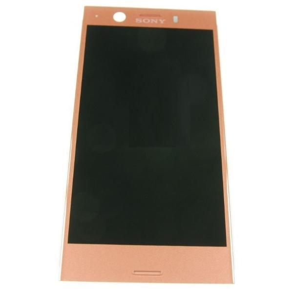 PANTALLA LCD DISPLAY + TACTIL PARA SONY XPERIA XZ1 COMPACT G8441 - ROSA