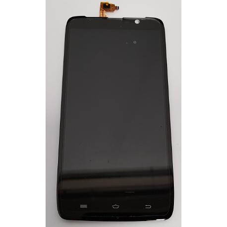 PANTALLA LCD DISPLAY + TACTIL ORIGINAL PARA WOXTER ZIELO Z-500 NEGRA - RECUPERADA