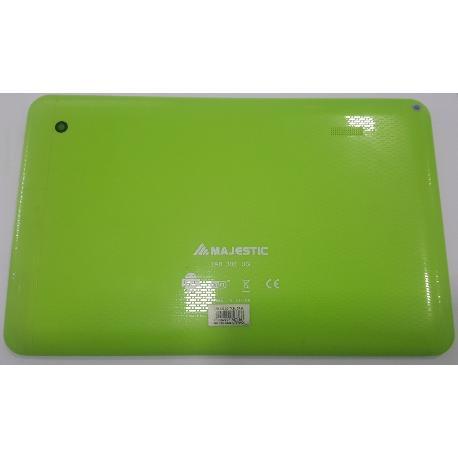 TAPA TRASERA ORIGINAL PARA MAJESTIC TAB 302 3G - RECUPERADA