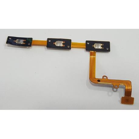 FLEX BOTONES INFERIORES ORIGINAL PARA SAMSUNG GALAXY TAB ACTIVE LTE (SM-T365) - RECUPERADO