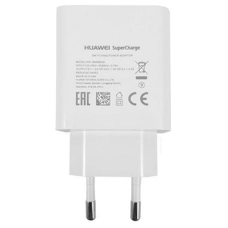 SUPER CARGADOR HUAWEI HW-050450E00 - BLANCO