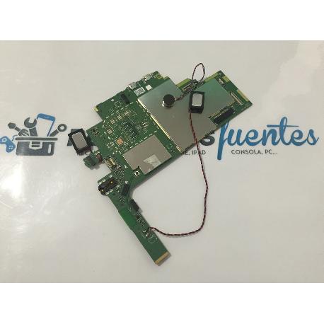 PLACA BASE ORIGINAL LENOVO IDEATAB TABLET S6000L 3G VERSION CON SIM RECUPERADA