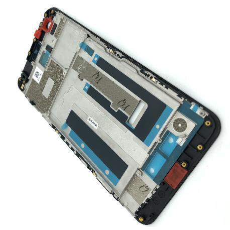 CARCASA FRONTAL DE LCD PARA VODAFONE SMART V8 VFD 710