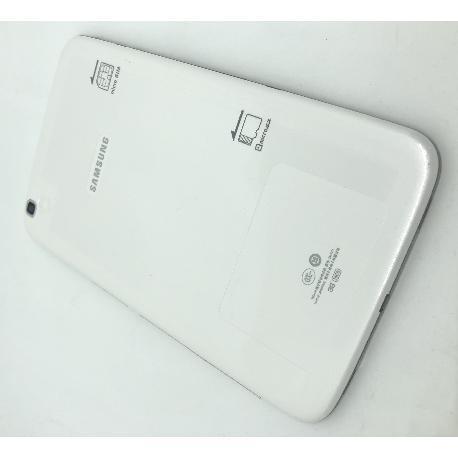 TAPA TRASERA PARA  SAMSUNG SM-T311 GALAXY TAB 3 8.0 3G - BLANCA