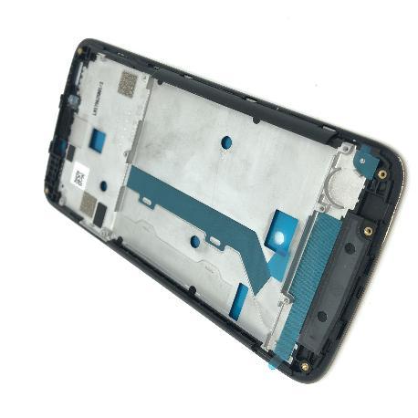 CARCASA FRONTAL DE LCD PARA MOTOROLA MOTO C PLUS - ORO