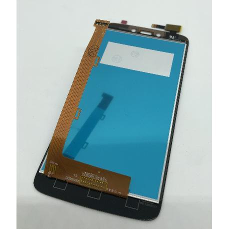 PANTALLA LCD Y TACTIL PARA MOTOROLA MOTO C PLUS - NEGRA