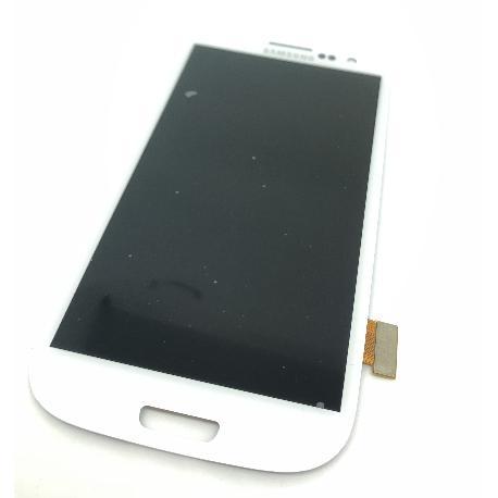 PANTALLA LCD Y TACTIL PARA SAMSUNG GALAXY S3 - BLANCA - DESMONTAJE