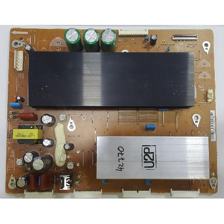 PLACA Y-MAIN BOARD LJ41-08458A PARA TV SAMSUNG PS50C450B1W - RECUPERADA