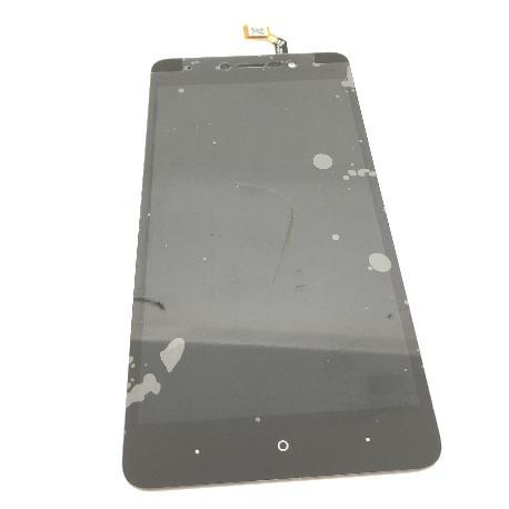 PANTALLA LCD Y TACTIL PARA WIKO LENNY 4 PLUS - NEGRO