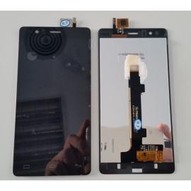 Pantalla Lcd display + Tactil Bq Aquaris E5 HD TFT5K0858FPC-A1-E Negra