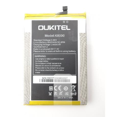 BATERIA PARA OUKITEL K8000