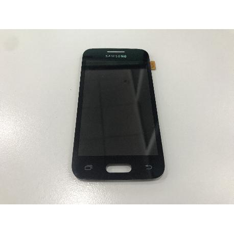PANTALLA LCD DISPLAY + TACTIL ORIGINAL PARA SAMSUNG GALAXY TREND 2 LITE G318 - NEGRA RECUPERADA