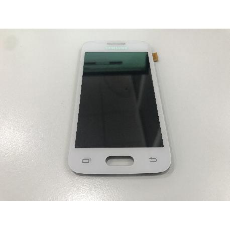 PANTALLA LCD DISPLAY + TACTIL ORIGINAL PARA SAMSUNG GALAXY TREND 2 LITE G318 - BLANCA RECUPERADA