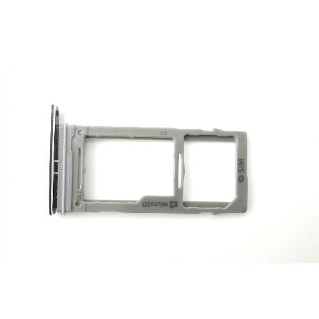 BANDEJA TARJETA SIM PARA SAMSUNG S9, S9+ - NEGRA