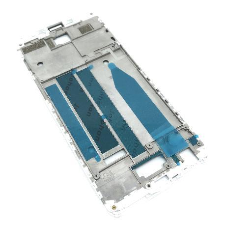 CARCASA FRONTAL DE LCD PARA MEIZU M6S, 6S - NEGRO
