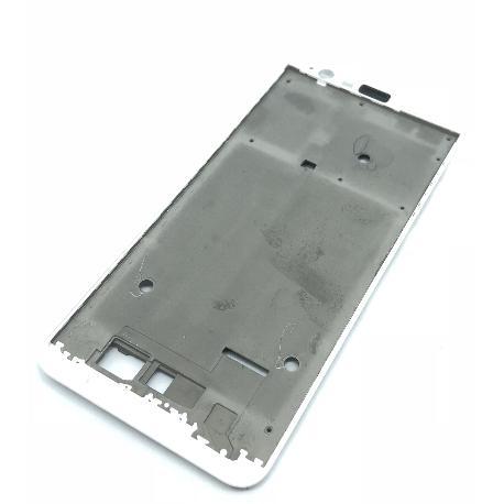 CARCASA FRONTAL DE LCD PARA ASUS MAX PLUS M1, ZB570TL - NEGRO