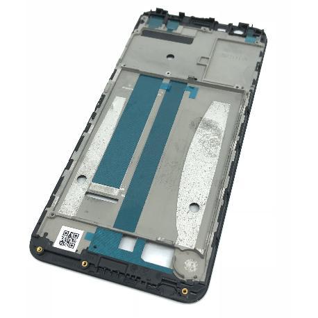 CARCASA FRONTAL DE LCD PARA ASUS MAX PLUS M1, ZB570TL - BLANCA