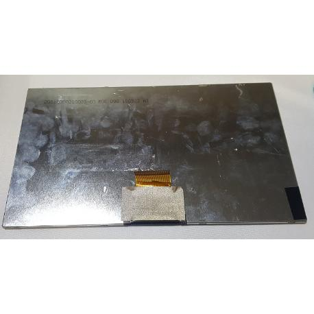 PANTALLA LCD ORIGINAL TABLET LAZER LI12210IN - RECUPERADA