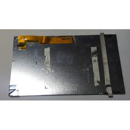 PANTALLA LCD ORIGINAL TABLET LAZER 1628Q - RECUPERADA