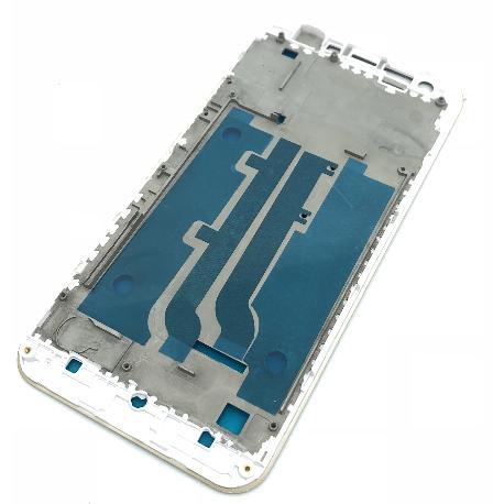 CARCASA FRONTAL DE LCD PARA VODAFONE SMART ULTRA 6 - BLANCA