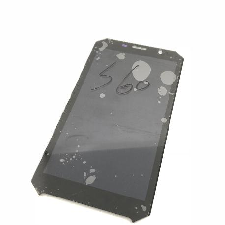 PANTALLA LCD Y TACTIL PARA DOOGEE S60 - NEGRA