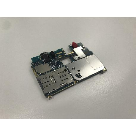 PLACA BASE ORIGINAL PARA PARA XIAOMI REDMI NOTE 4X  64GB 4GB - RECUPERADA