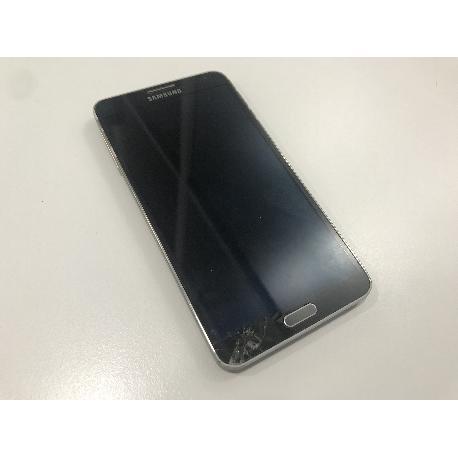 PANTALLA COMPLETA SAMSUNG NOTE 3 N9005 GRIS ORIGINAL / PARA REPARAR