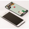 Pantalla Completa con marco Original Samsung Galaxy S5 Mini SM-G800F Blanca