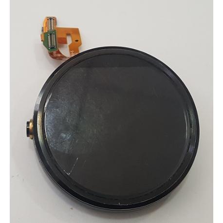 PANTALLA LCD DISPLAY + TACTIL CON MARCO ORIGINAL PARA MOTOROLA MOTO 360 - RECUPERADA