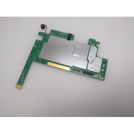 PLACA BASE ORIGINAL TABLET LENOVO A7600 A7600-H 3G CON SIM - RECUPERADA