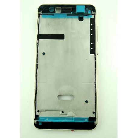 CARCASA FRONTAL DE LCD PARA HUAWEI P10 LITE - ORO