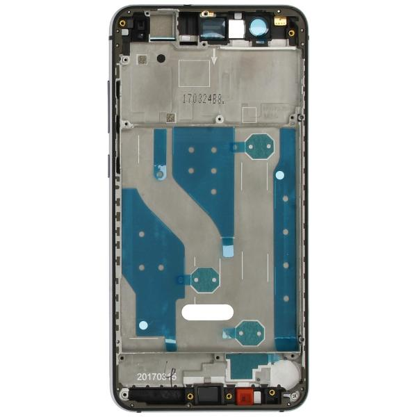 CARCASA FRONTAL DE LCD PARA HUAWEI P10 LITE - NEGRA