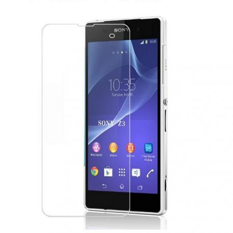 Protector de Pantalla Cristal Templado Sony Xperia Z3