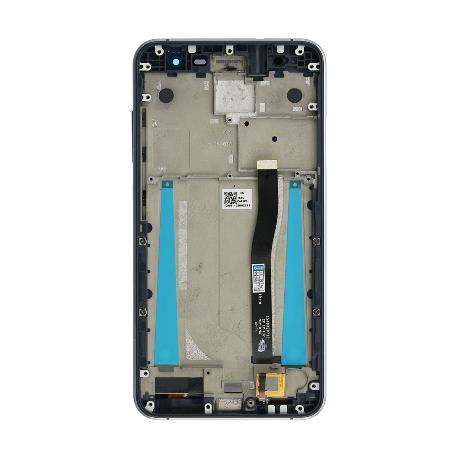 PANTALLA TACTIL + LCD DISPLAY CON MARCO PARA ASUS ZENFONE 3 (ZE552KL) - NEGRA