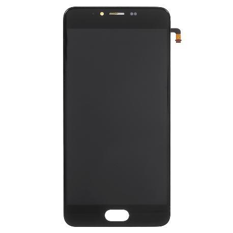 PANTALLA LCD DISPLAY + TACTIL PARA MEIZU M5 - NEGRA