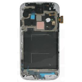 PANTALLA LCD + TÁCTIL CON MARCO SAMSUNG GALAXY S4 I9505 BLANCA - COMPATIBLE