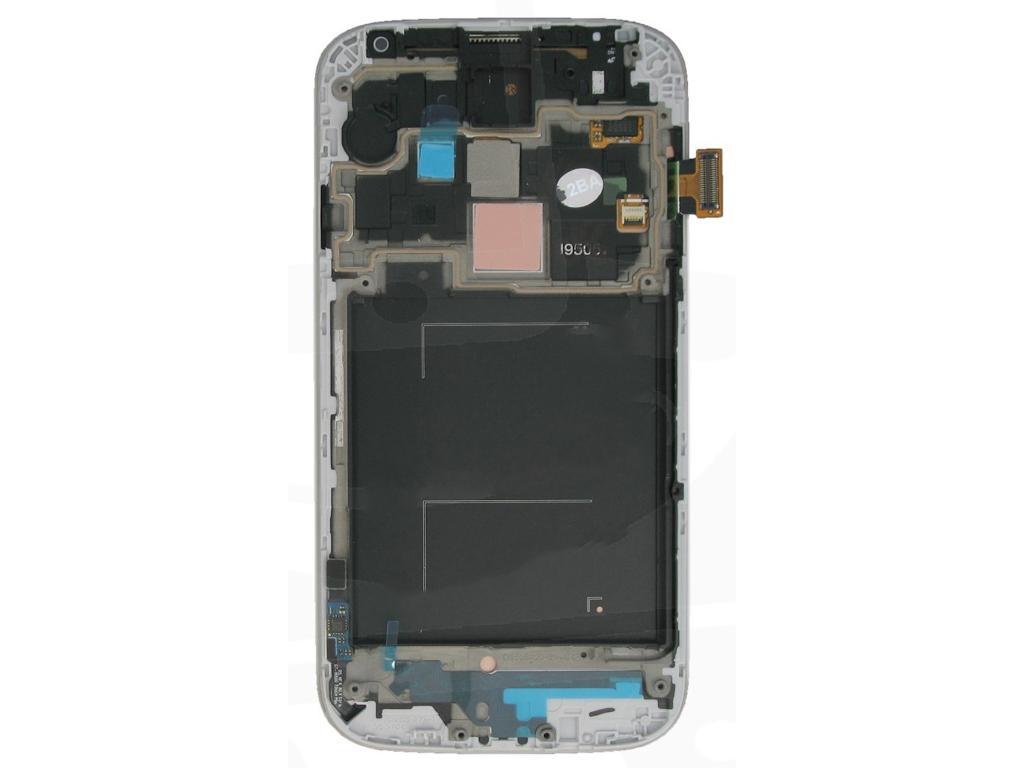 1072e5b04f2 Pantalla Lcd + Táctil Con Marco Samsung Galaxy S4 I9505 Blanca - Compatible