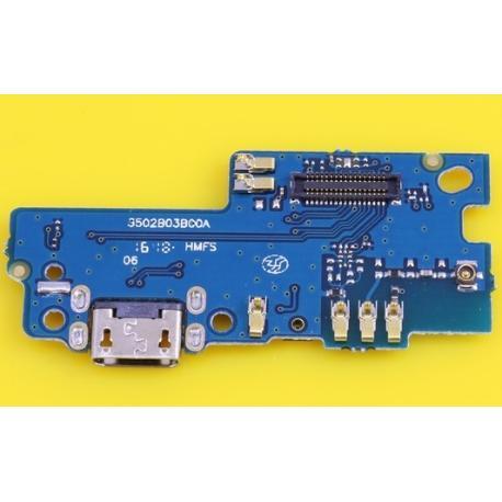 MODULO CONECTOR DE CARGA MICRO USB Y MICROFONO ORIGINAL XIAOMI MI MAX