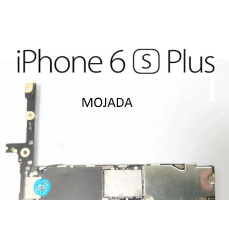 PLACA BASE MOJADA AGUA PARA PIEZAS DE IPHONE 6S PLUS - RECUPERADA